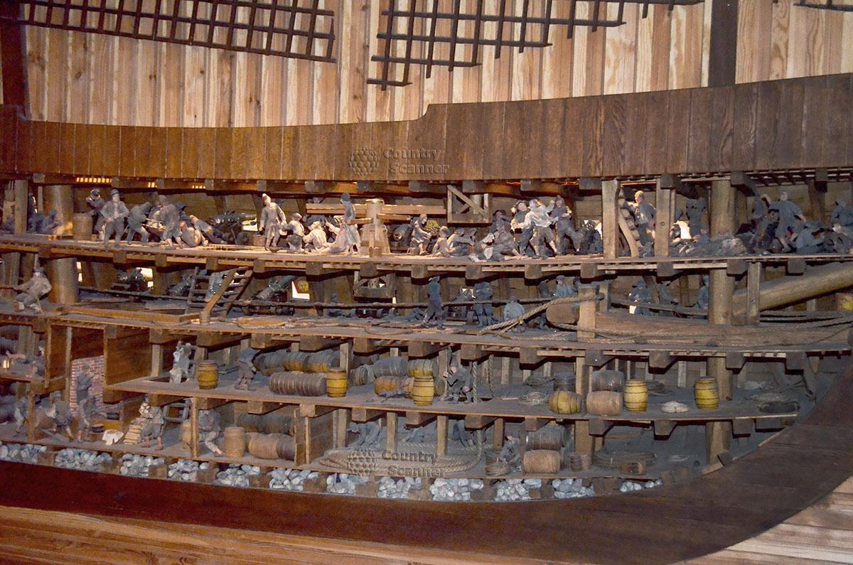 Корабль музей Васа (Vasa). Как все было?