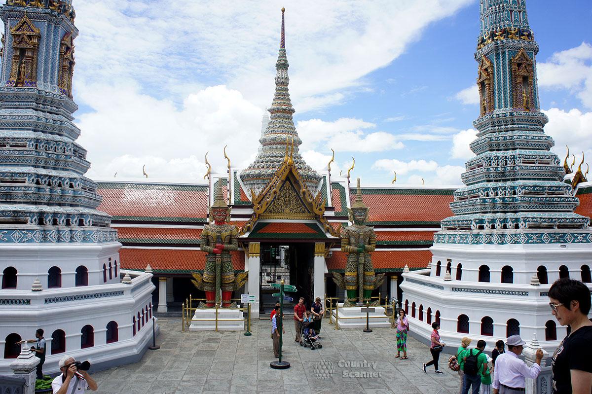 Недоступная достопримечательность Таиланда