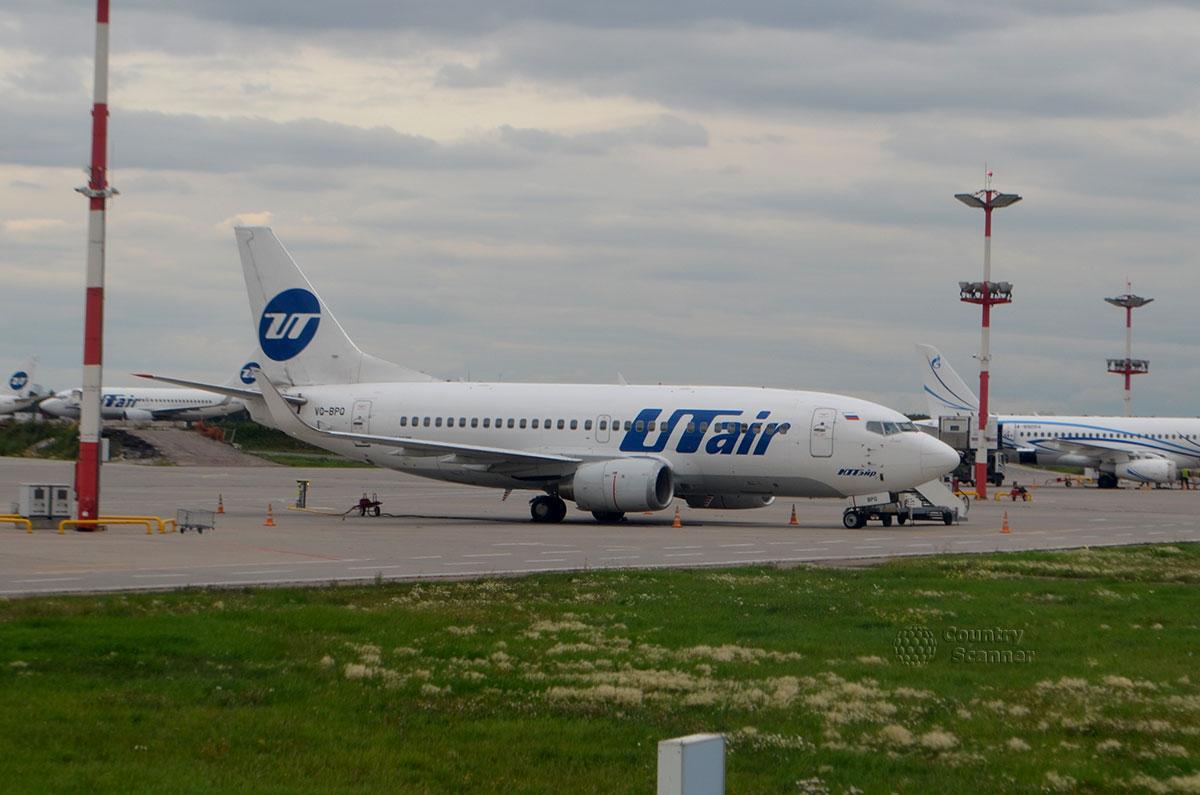 Российские авиакомпании не готовы предоставить необходимое количество судов к туристическому сезону