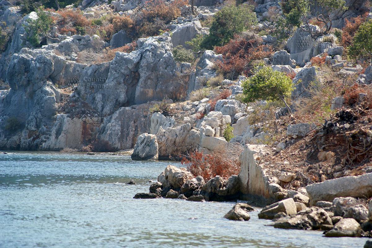 Природа острова Кекова.