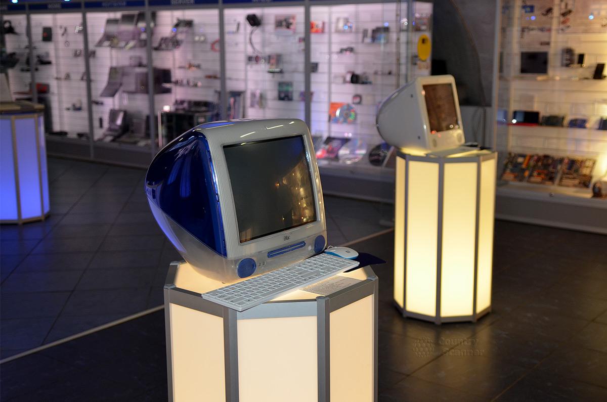 Персональные компьютеры в галерее компьютерной эволюции.
