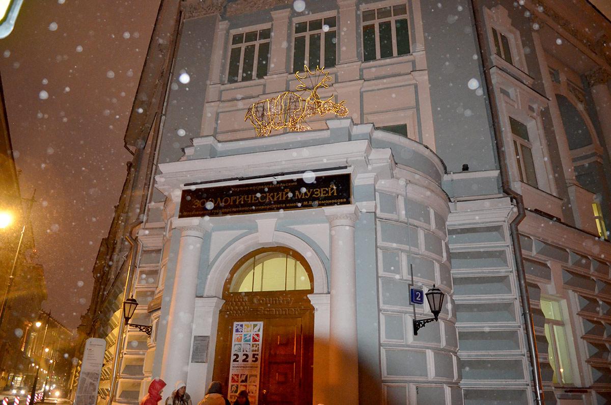 Зоологический музей Московского государственного университета