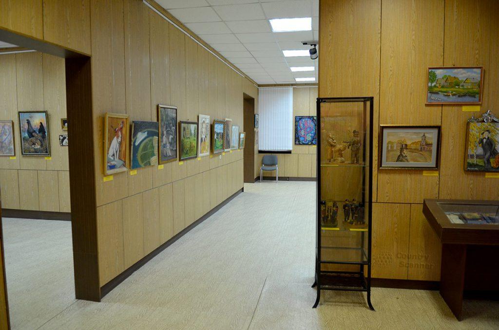 Музей русского лубка и наивного искусства. Творчество художников-самоучек