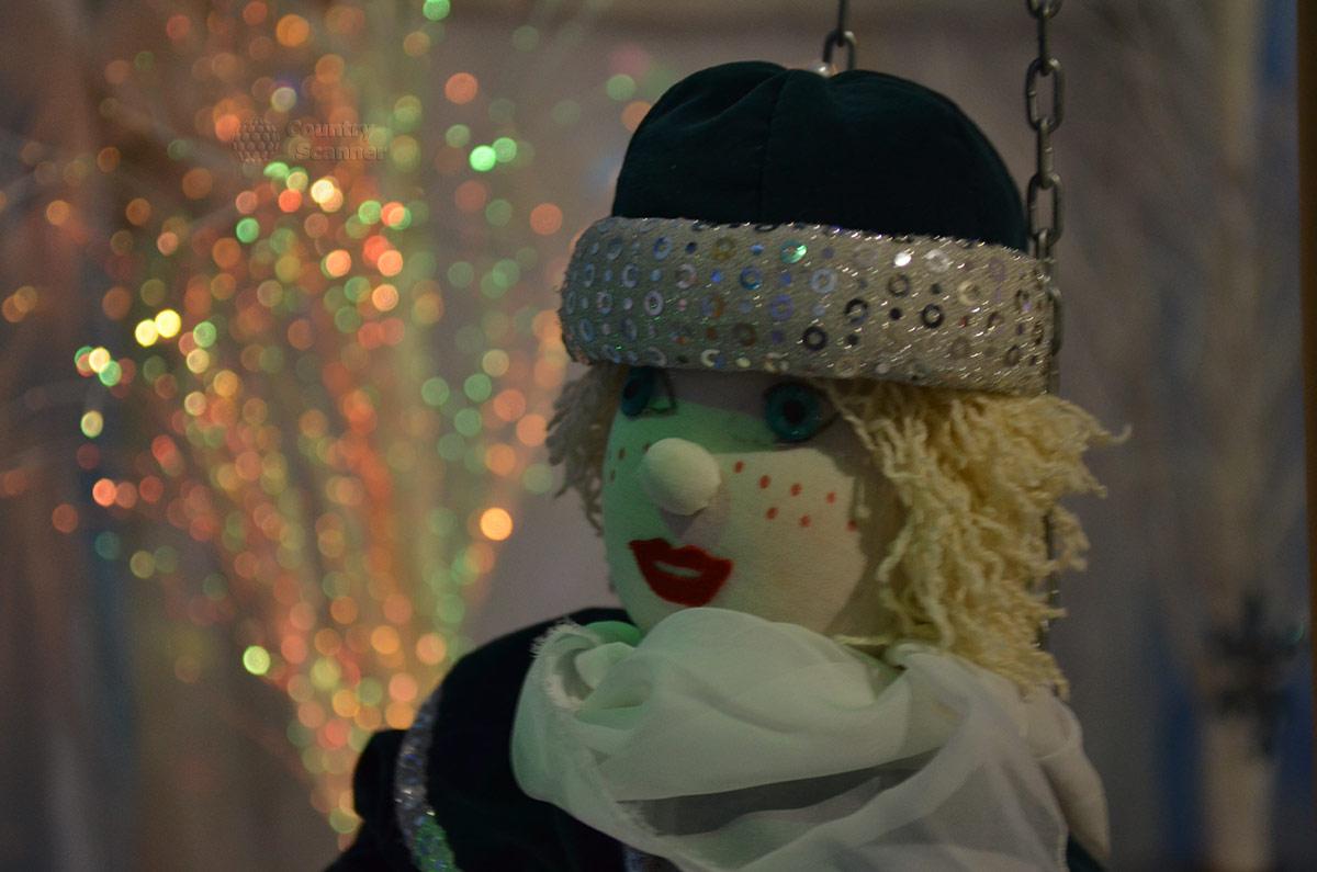 Резиденция Костромской Снегурочки. Кукла.