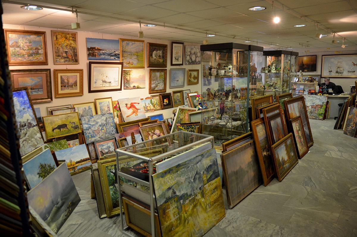 Галерея Нагорная. Работы, выставленные к продаже.