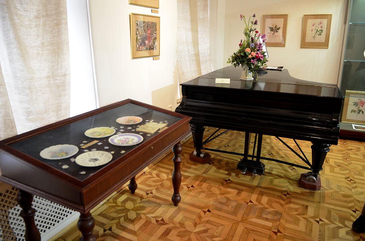 Временные выставки в музее Преодоление могут иметь музыкальное сопровождение. Проводятся и различные музыкальные мероприятия.