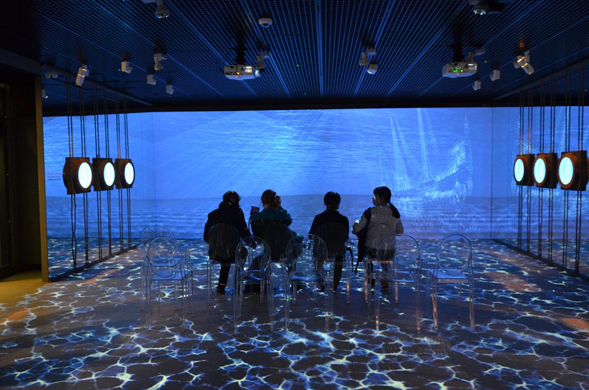 смелое воплощение дизайнерских идей в музее Зверева