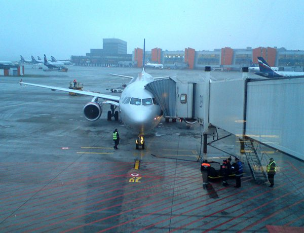 Новость 21-03-2017 Рейс из Доминиканы в Москву задержали