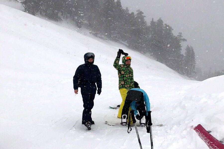 Страхование туристов, отправляющихся на горнолыжные курорты