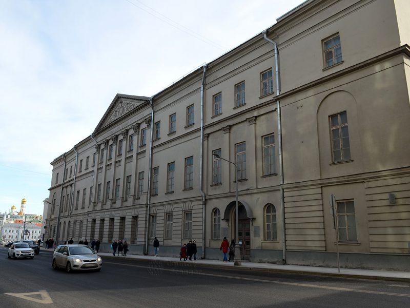 Музей им. Щусева