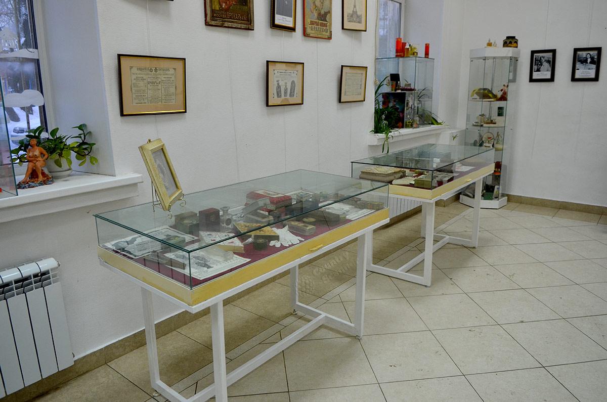Галерея Варшавская, заботящаяся о развитии современного искусства России.