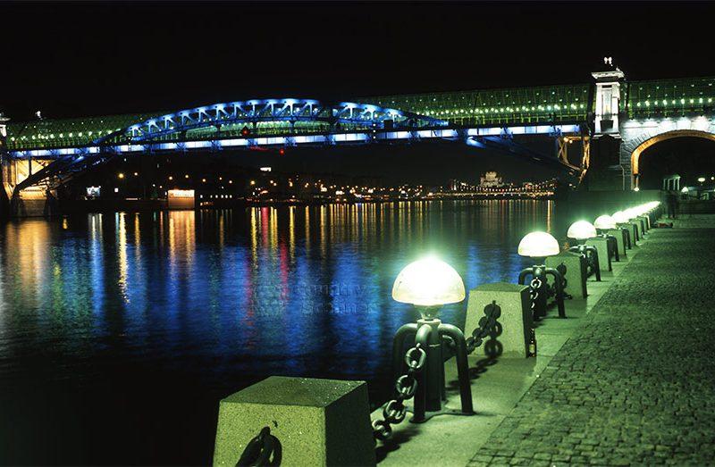 Новость 11-04-2017 Разводные мосты северной столицы будут разводиться раньше