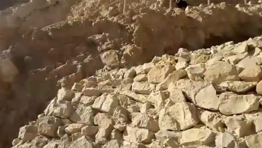 Старинная крепость была найдена на севере Судана