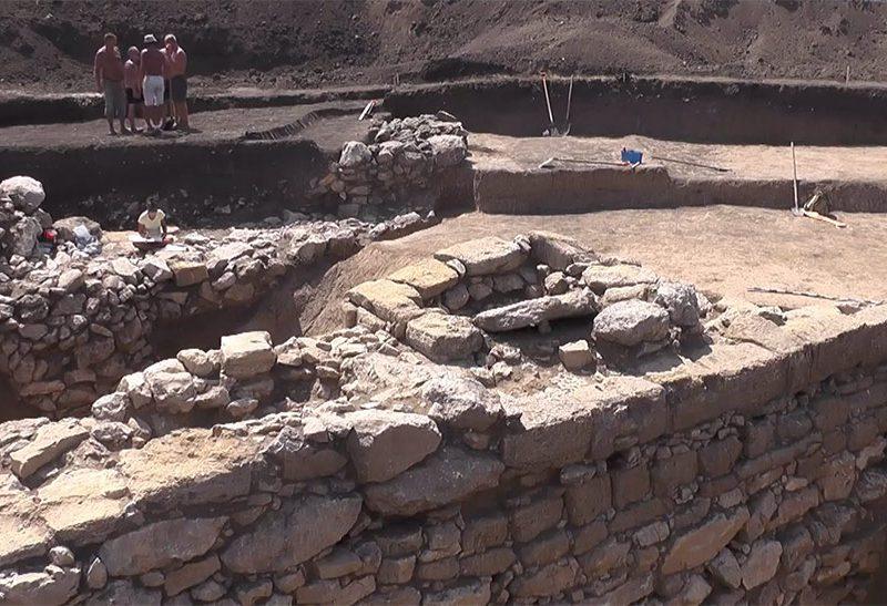 Новость 29-04-2017 Древнегреческий склеп обнаружили в Крыму в ходе раскопок