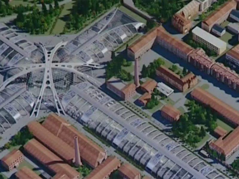 Новость 30-04-2017 Канал Петра Великого в Кронштадте станет музейным комплексом