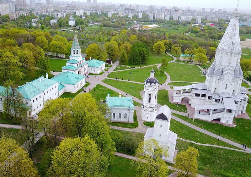 Новость 6-05-2017 Фестиваль Времена и эпохи начнется в Коломенском 1 июня