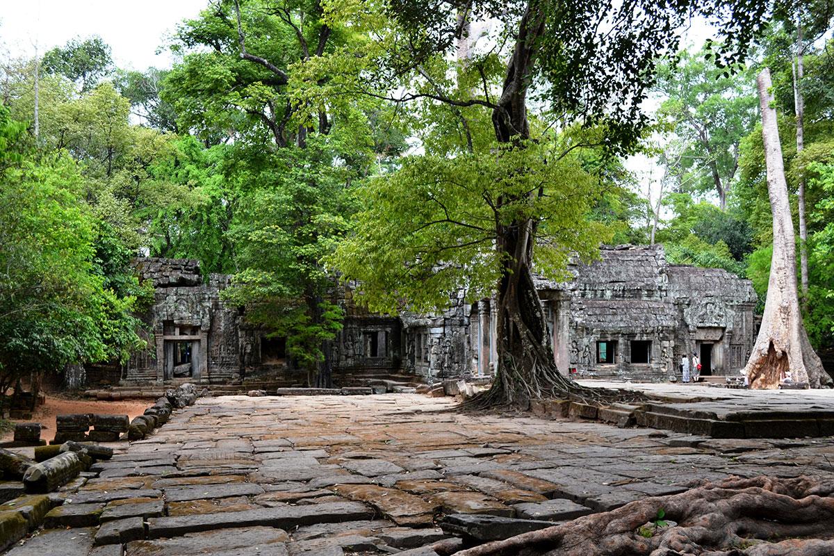 Та Прохм. «королевский монастырь»