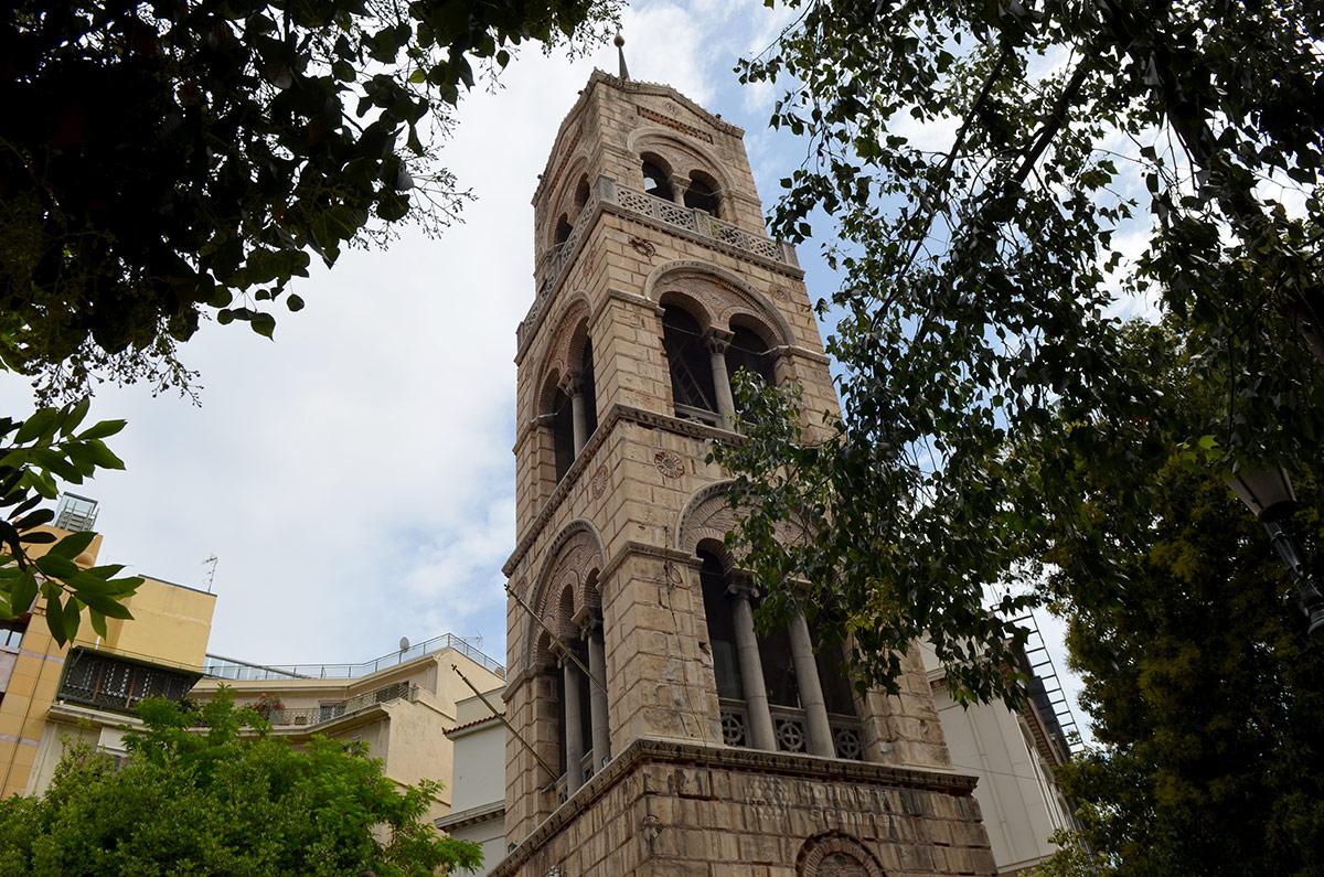 Храм Святой Живоначальной Троицы. Звонница.