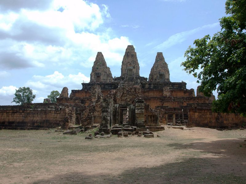 Пре Руп - пирамида-храм