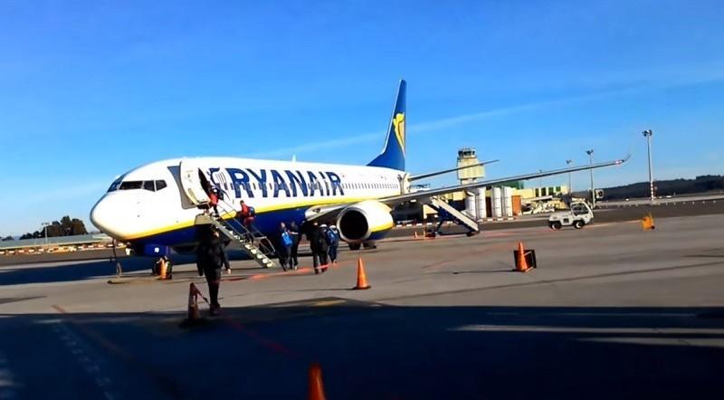 """Крупнейшая авиакомпания Европы """"Ryanair"""""""