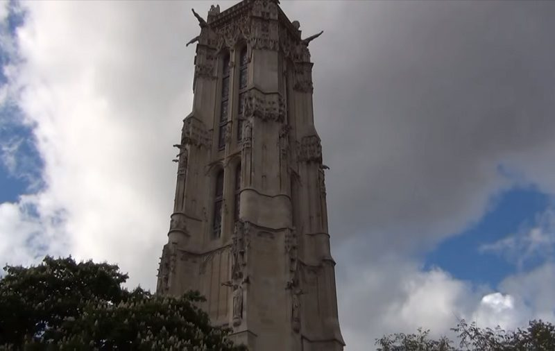 Башня Сен-Жак