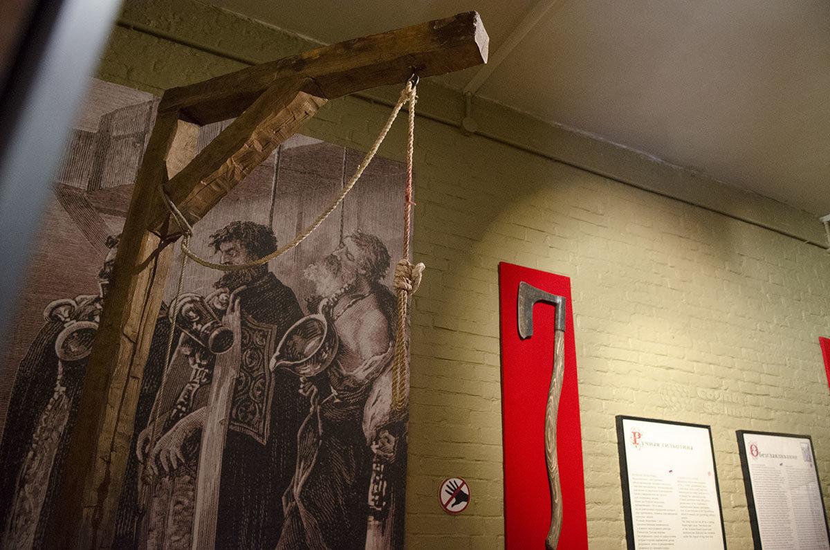 Виселица – вовсе не орудие пыток Средневековья, это используемое с античных времен до наших дней средство лишения жизни.