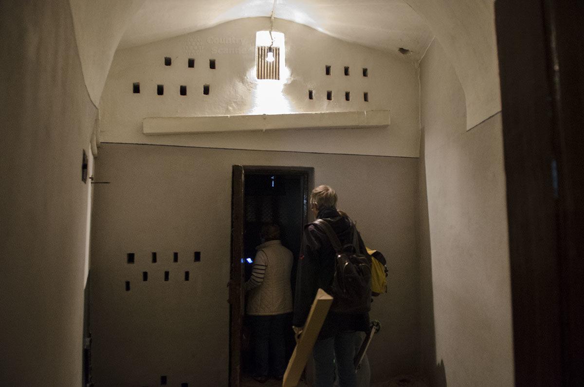 Карцер тюрьмы Трубецкого бастиона служил местом наказания узников, нарушивших режим содержания.