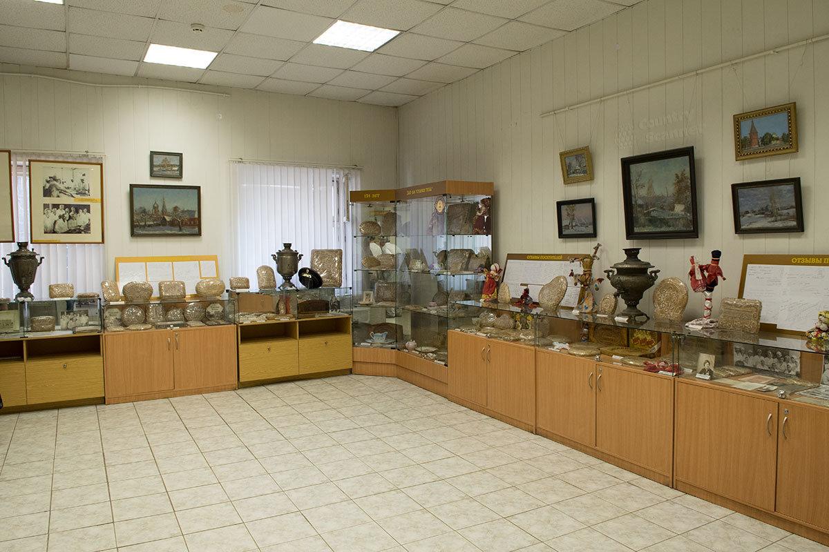 Музей Тульский пряник. Пряники, приуроченные к знаменательным датам.