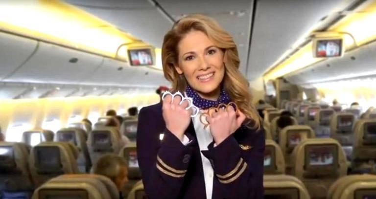 Из-за объявлений пилота пассажиры отказались лететь