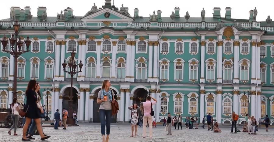Китайская гостиница открылась в Санкт-Петербурге