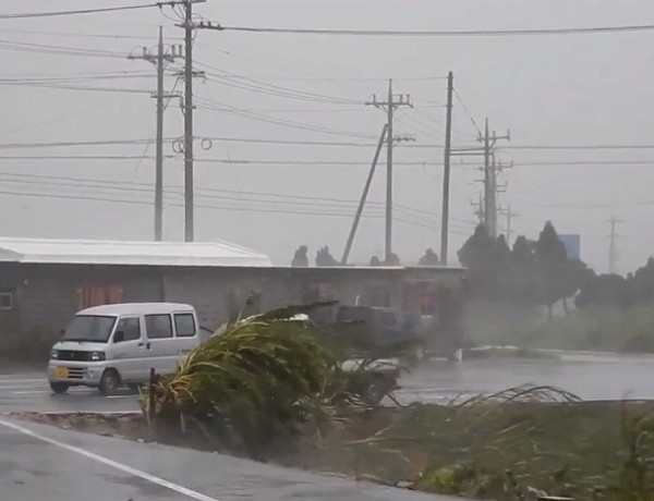 Тайфун Талим