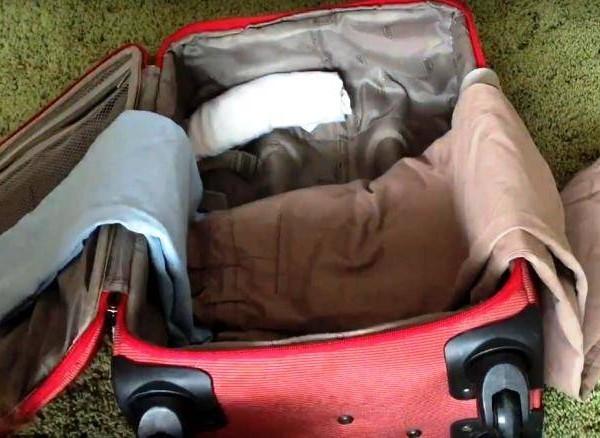Новость 13-09-2017 Перед посадкой может появиться еще одно взвешивание багажа