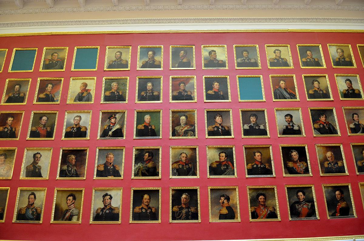 Военная галерея Эрмитажа