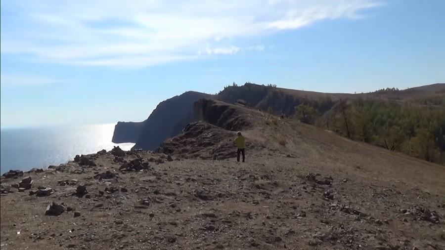 Мыс Хобой на Байкале закрывается для туристов