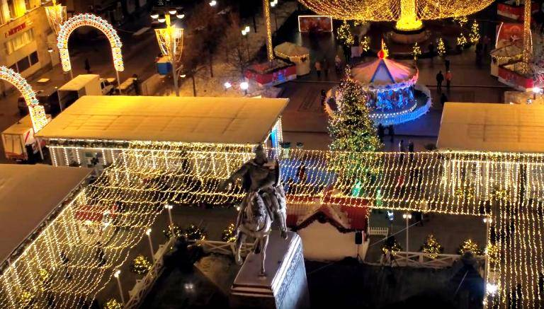 Новость 23-10-2017 Столица сократит новогодние расходы