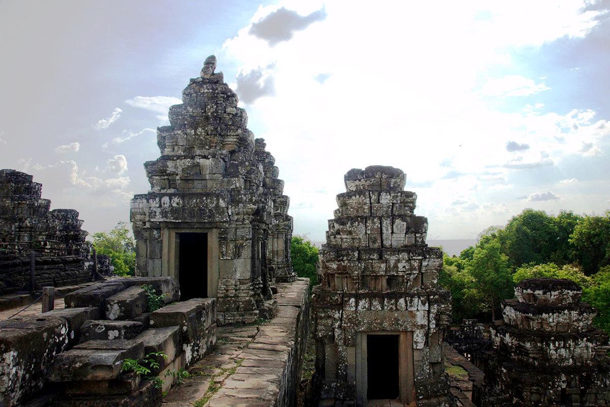 Террасы Пном Бакхенга