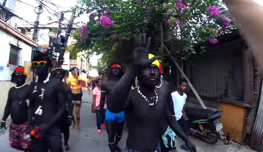 Остров Панай в предвкушении фестиваля Ати-Атихан