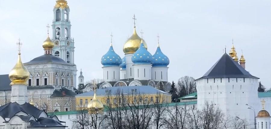 Сергиев Посад вошел в состав Золотого Кольца России