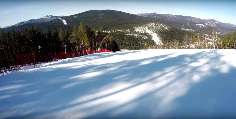 Развитие горнолыжных курортов России
