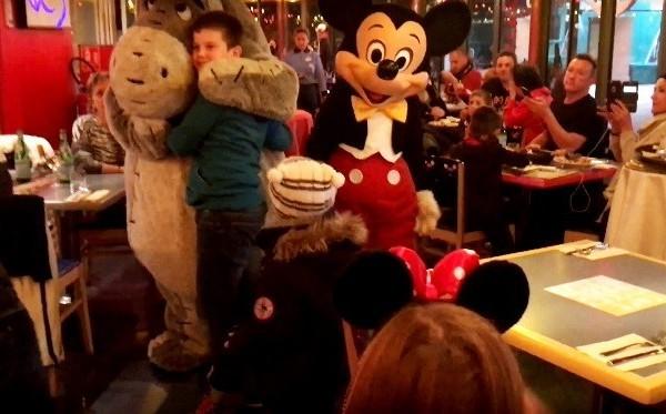 Новость 23-11-2017 Новый год по-русски в Disneyland