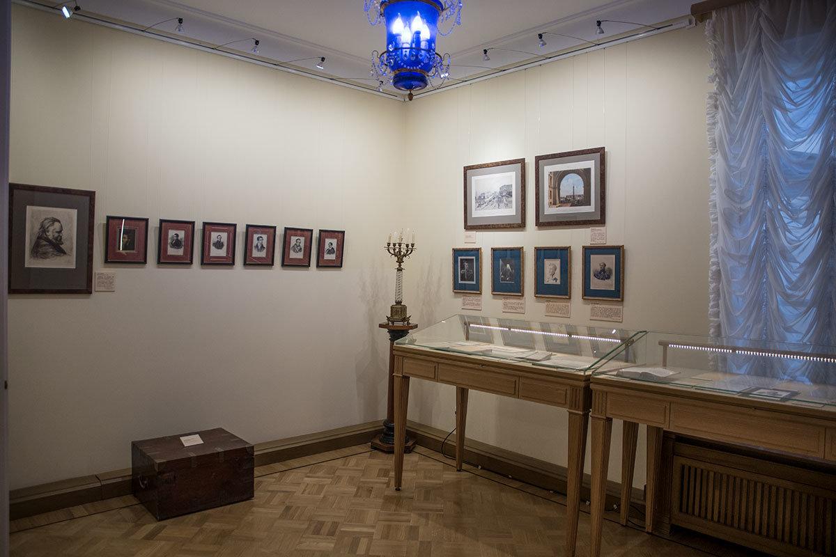 Экспозицией гонимых и гонителей музей Герцена рассказывает о преследовании инакомыслия в царской России.