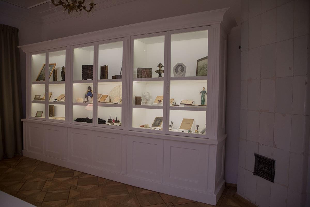 музей Цветаевой использовал для новой экспозиции и ранее пустовавшую комнату, бывшую Гостевую.