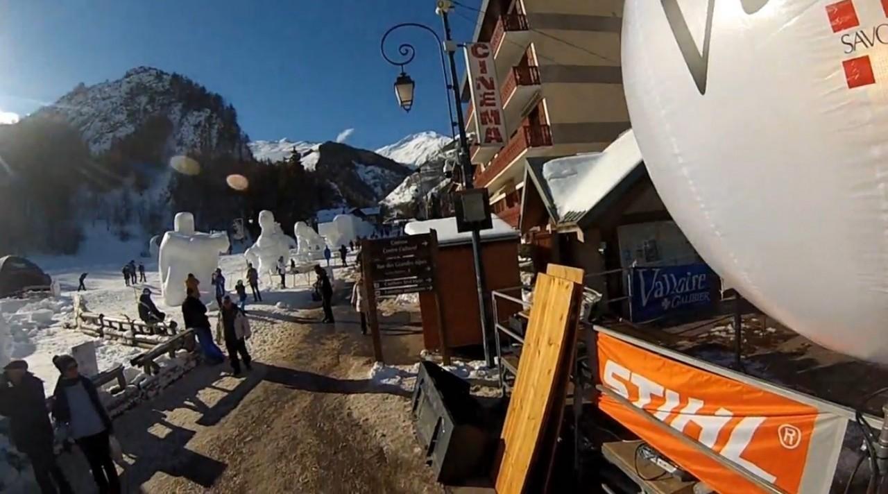 Валуар приглашает на фестиваль снежных скульптур