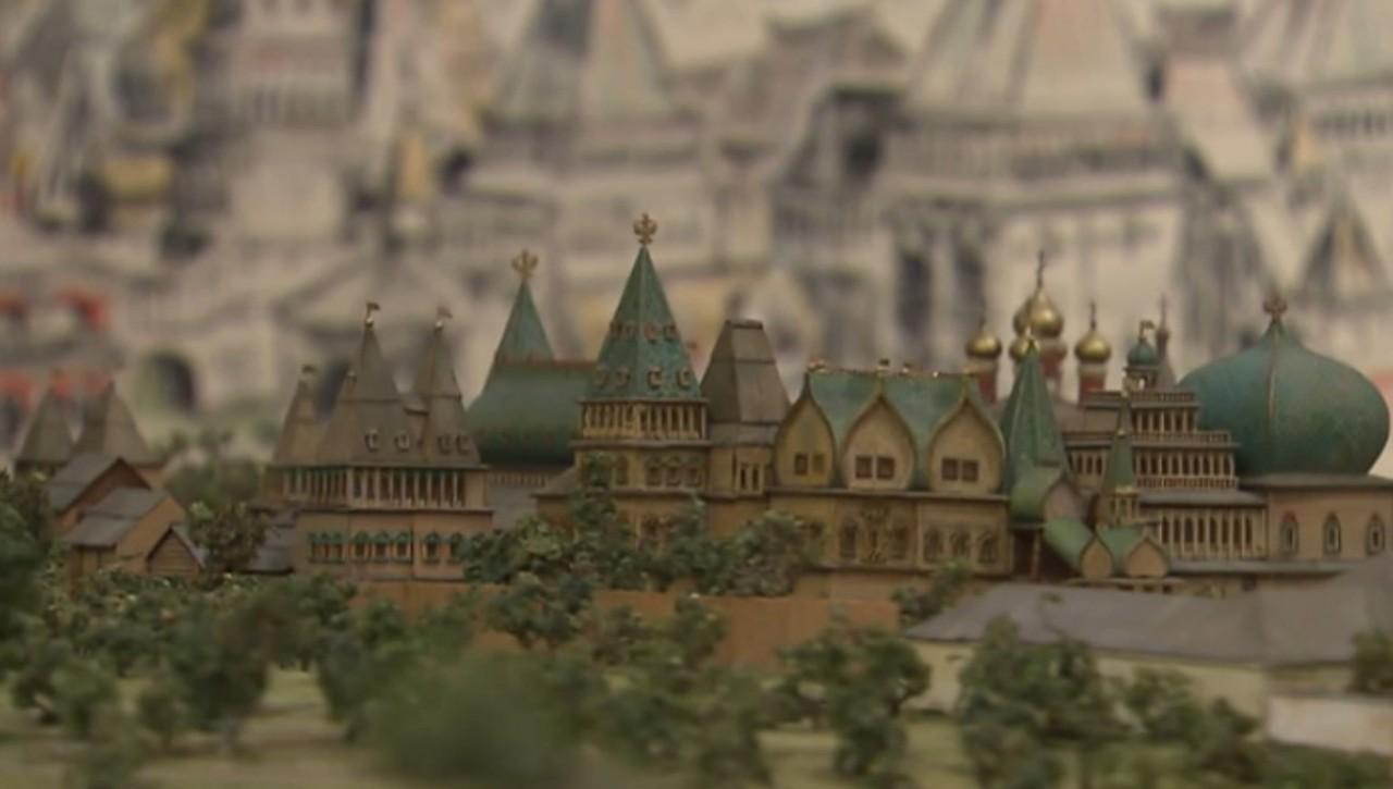 Выставка памяти реставратора открылась в Москве