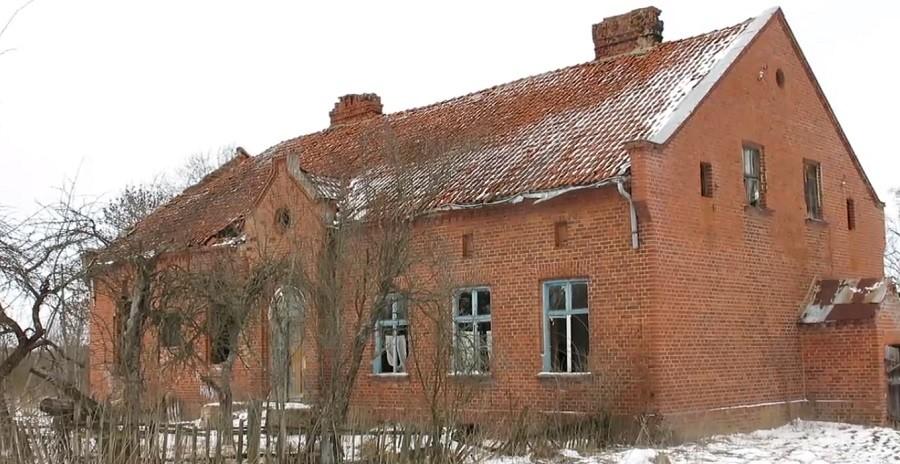 В Калининградской области откроют новый туристический объект - домик Канта