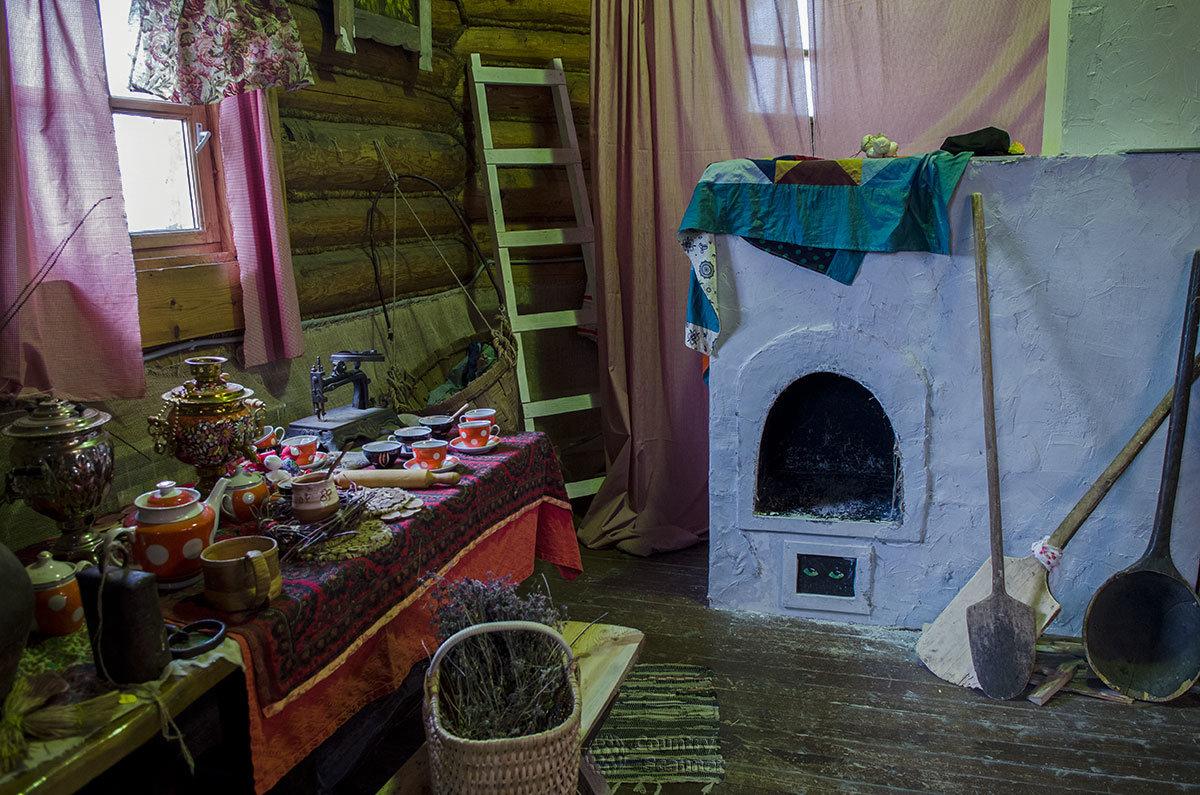 Печка Ягуши