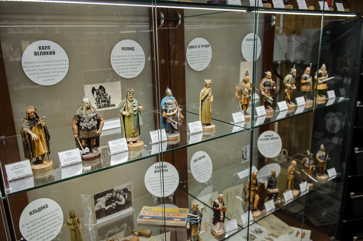 Наряду с демонстрацией скульптур, музей пластилиновой миниатюры занимается проведением мастер-классов для всех возрастов.