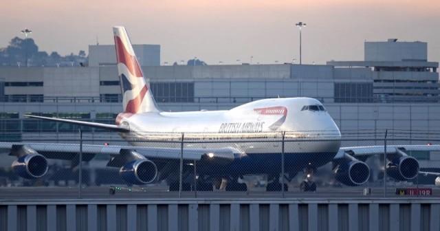 Новость 23-03-2018 Дебош на борту British Airways