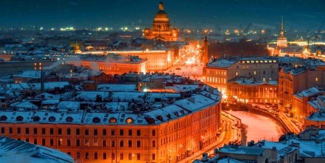 Новость 29-03-2018 Деловой туризм в Петербурге субсидируют