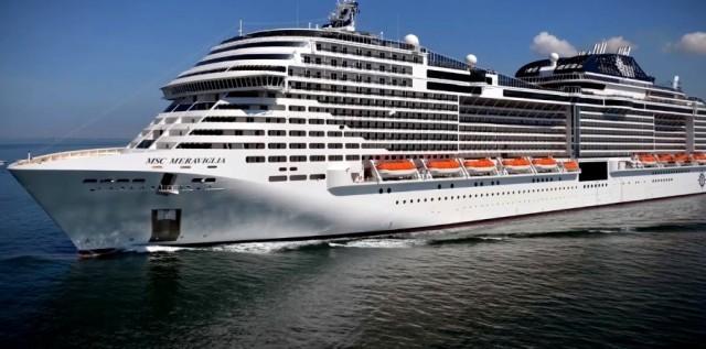 Новость 21-03-2018 MSC Cruises представляет новый лайнер